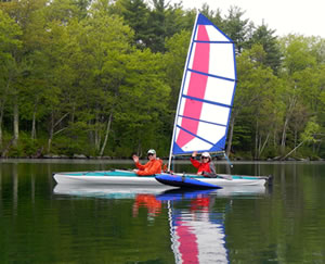 Sail Your Kayak dealer of BSD products